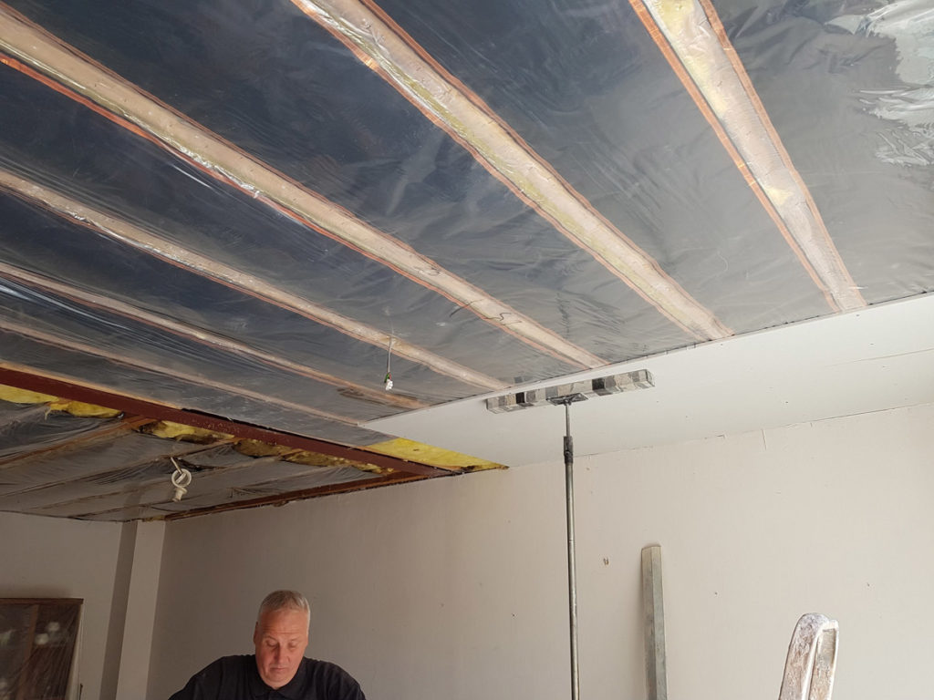 tacking, dry lining Surrey